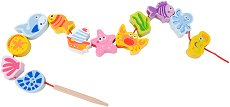 Морски обитатели - играчка