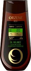 Orzene Beer Oil Balance Shampoo Oily Hair - Шампоан за мазна коса - спирала