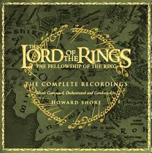 The Lord of the Rings: The Fellowship of the Ring - 3 CD + Blu-ray -