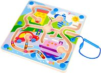 Магнитен лабиринт - Трафик - Логическа игра -