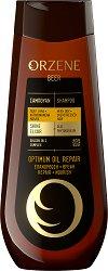 Orzene Beer Optimum Oil Repair Shampoo Very Dry + Overstressed Hair - Шампоан за много суха и стресирана коса - масло