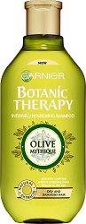 Garnier Botanic Therapy Olive Mytique Intensely Nourishning Shampoo - червило