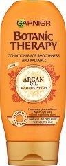 Garnier Botanic Therapy Argan Oil & Camelia Extract Conditioner - Балсам за нормална до суха коса без блясък с арганово масло и екстракт от камелия - продукт