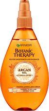 Garnier Botanic Therapy Argan Oil & Camelia Extract Oil - Олио за нормална до суха коса без блясък с арганово масло и екстракт от камелия - спирала