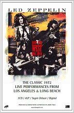 Led Zeppelin - How the West Was Won - Limited Super Deluxe Box - 4 LP, 3 CD + DVD -