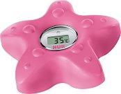 Дигитален термометър за баня - Цвете -
