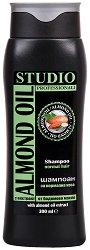 Studio Professionali Almond Oil Shampoo Normal Hair - шампоан