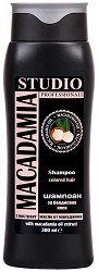 Studio Professionali Macadmia Shampoo Colored Hair -