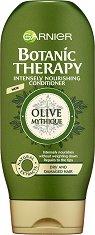 Garnier Botanic Therapy Olive Mytique intensely Nourishning Conditioner - Балсам за суха и увредена коса с маслиново масло - шампоан