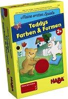 Теди - Форми и цветове -