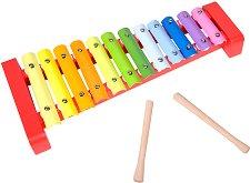 Ксилофон - Детски музикален инструмент - играчка