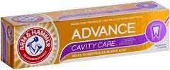 Arm & Hammer Advance Cavity Care Toothpaste - Паста за зъби против кариеси и защита от захари -