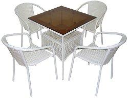 Комплект градински мебели - Вито 45-1 - Имитация на ратан
