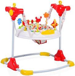 Бебешко бънджи - Vista - С музикални и светлинни ефекти -