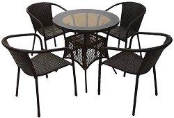 Комплект градински мебели - Вито 46-1 - Имитация на ратан