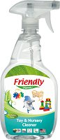 Почистващ препарат за играчки и аксесори - Разфасовка от 0.650 l -