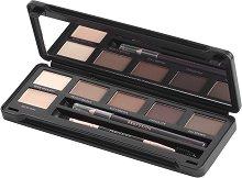 Profusion Cosmetics Brows Makeup Case - Палитра за оформяне на вежди - продукт