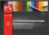 """Пастелни моливи - Комплект от 20 цвята от серията """"Artist"""""""