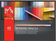 """Пастелни моливи - Комплект от 40 цвята от серията """"Artist"""""""