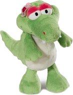 """Крокодил - Nahla - Плюшена играчка от серията """"NICI: Wild Friends"""" -"""