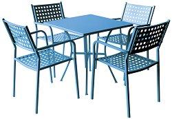Комплект градински мебели - AM-C159-141-1
