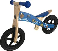 Woody Blue - Детски велосипед без педали