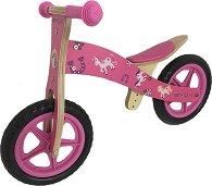 Woody Pink - Детски велосипед без педали