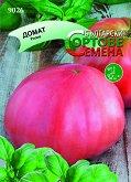"""Семена от Розов домат - От серията """"Български сортове семена: Зеленчуци"""""""