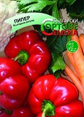 """Семена от Български пипер Ратунд - От серията """"Български сортове семена: Зеленчуци"""""""