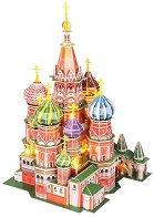 Катедралата - Св. Василий, Москва - пъзел