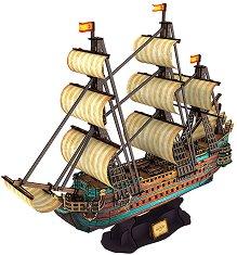 Кораб - Сан Фелипе - 3D пъзел -
