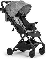 Лятна бебешка количка - Pilot - С 4 колела - столче за кола