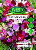 """Семена от декоративен грах - Опаковка от 2 g от серия """"Ивесто"""""""
