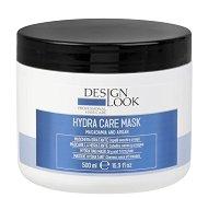 Design Look Professional Hydra Care Mask - Хидратираща маска за суха и къдрава коса с масла от макадамия и арган -