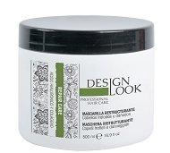 Design Look Professional Repair Care Restructuring Mask - Реструктурираща маска за третирана и увредена коса с хиалуронова киселина и колаген - крем