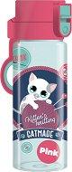 Детска бутилка - Think Pink 475 ml - творчески комплект