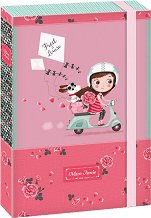 Кутия с ластик - Mon Amie - Формат А4