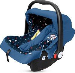 Бебешко кошче за кола - Little Traveler - За бебета от 0 месеца до 13 kg -