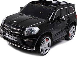 Детски акумулаторен джип - Mercedes-Benz GL 63 AMG - Комплект с дистанционно управление -