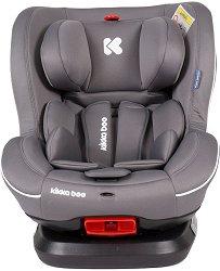 """Детско столче за кола - Twister - За """"Isofix"""" система и деца от 0 месеца до 25 kg -"""