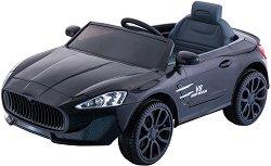 Детска акумулаторна кола - Grande - Комплект с дистанционно управление -