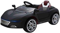 Детска акумулаторна кола - Audi - Комплект с дистанционно управление -