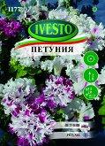 """Семена от каскадна Петуния - Опаковка от 15 семена от серия """"Ивесто"""""""