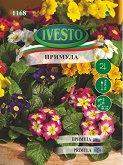 """Семена от Примула - микс от цветове - От серия """"Ивесто"""""""