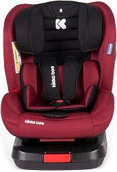 """Детско столче за кола - Strong - За """"Isofix"""" система и деца от 0 месеца до 36 kg -"""