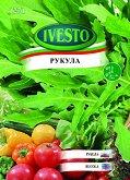 """Семена от Рукула - Опаковка от 1 g от серия """"Ивесто"""""""