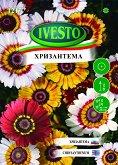 """Семена от Хризантема - микс от цветове - От серия """"Ивесто"""""""