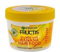 Garnier Fructis Nourishing Banana Hair Food - продукт