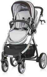 Комбинирана бебешка количка - Up&Down - С 4 колела - продукт
