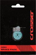 Накладки за дискови спирачки - Crosser PD071S - Велосипеден компонент